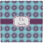 Concentric Circles Ceramic Tile Hot Pad (Personalized)