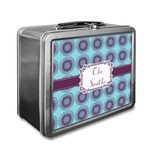 Concentric Circles Lunch Box (Personalized)