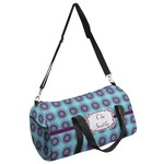 Concentric Circles Duffel Bag (Personalized)