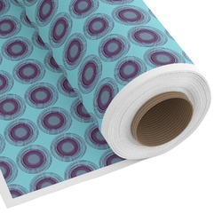 Concentric Circles Custom Fabric by the Yard (Personalized)