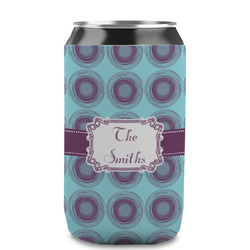 Concentric Circles Can Sleeve (12 oz) (Personalized)