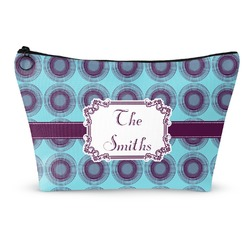 Concentric Circles Makeup Bags (Personalized)