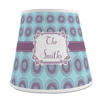 Concentric Circles Empire Lamp Shade (Personalized)