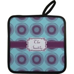 Concentric Circles Pot Holder (Personalized)