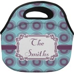 Concentric Circles Lunch Bag (Personalized)