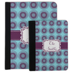 Concentric Circles Padfolio Clipboard (Personalized)