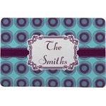 Concentric Circles Comfort Mat (Personalized)