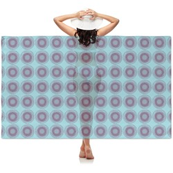 Concentric Circles Sheer Sarong (Personalized)