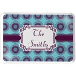 Concentric Circles Serving Tray (Personalized)