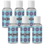 Concentric Circles Travel Bottles (Personalized)
