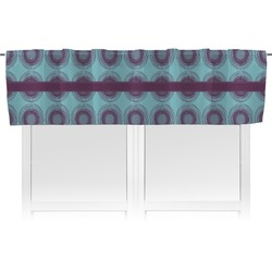 Concentric Circles Valance (Personalized)