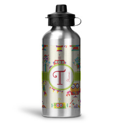 Rocking Robots Water Bottle - Aluminum - 20 oz (Personalized)