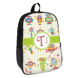 Rocking Robots Kids Backpack (Personalized)
