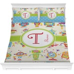 Rocking Robots Comforters (Personalized)
