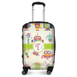 Rocking Robots Suitcase (Personalized)