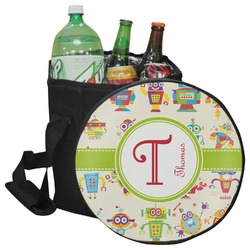 Rocking Robots Collapsible Cooler & Seat (Personalized)