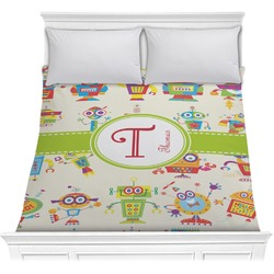 Rocking Robots Comforter (Personalized)