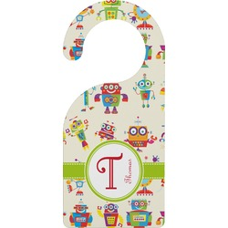 Rocking Robots Door Hanger (Personalized)