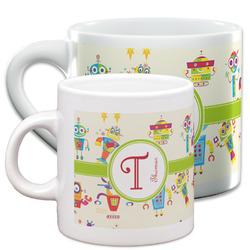 Rocking Robots Espresso Cups (Personalized)