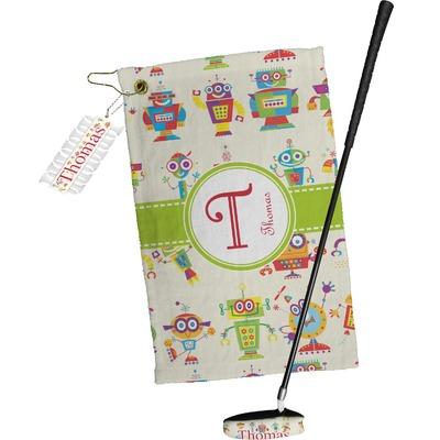 Rocking Robots Golf Towel Gift Set (Personalized)
