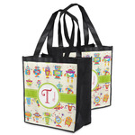Rocking Robots Grocery Bag (Personalized)