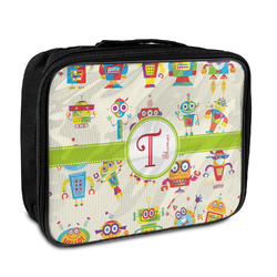 Rocking Robots Insulated Lunch Bag (Personalized)
