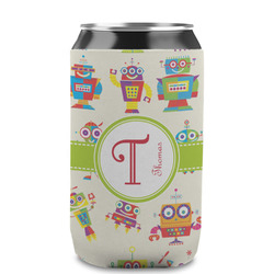 Rocking Robots Can Sleeve (12 oz) (Personalized)