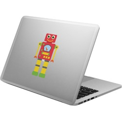 Rocking Robots Laptop Decal (Personalized)