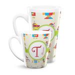 Rocking Robots Latte Mug (Personalized)