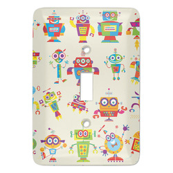 Rocking Robots Light Switch Covers - Multiple Toggle Options Available (Personalized)