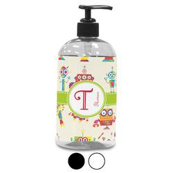 Rocking Robots Plastic Soap / Lotion Dispenser (Personalized)