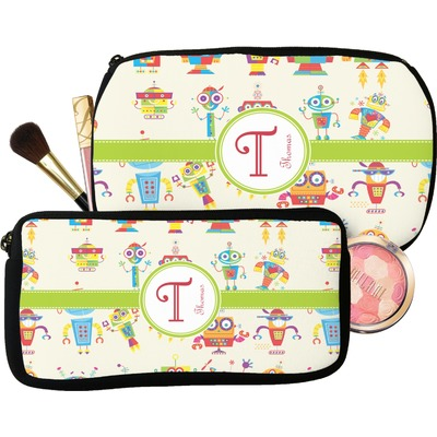 Rocking Robots Makeup / Cosmetic Bag (Personalized)