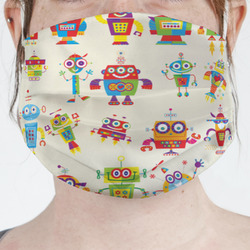 Rocking Robots Face Mask Cover (Personalized)