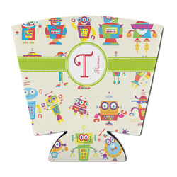 Rocking Robots Party Cup Sleeve (Personalized)
