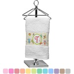 Rocking Robots Finger Tip Towel (Personalized)