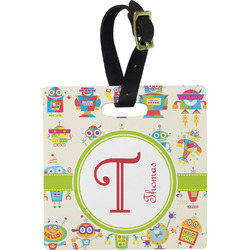 Rocking Robots Luggage Tags (Personalized)