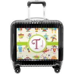 Rocking Robots Pilot / Flight Suitcase (Personalized)