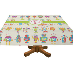 Rocking Robots Tablecloth (Personalized)
