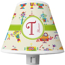 Rocking Robots Shade Night Light (Personalized)