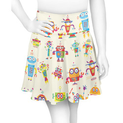 Rocking Robots Skater Skirt (Personalized)