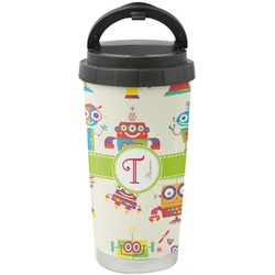 Rocking Robots Stainless Steel Travel Mug (Personalized)