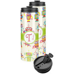 Rocking Robots Stainless Steel Skinny Tumbler (Personalized)