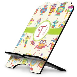 Rocking Robots Stylized Tablet Stand (Personalized)