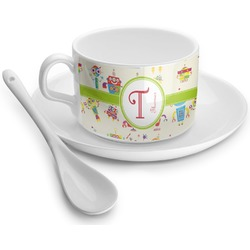 Rocking Robots Tea Cups (Personalized)