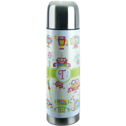 Rocking Robots Stainless Steel Thermos (Personalized)