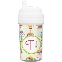 Rocking Robots Sippy Cup (Personalized)