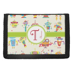Rocking Robots Trifold Wallet (Personalized)