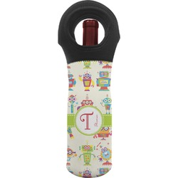 Rocking Robots Wine Tote Bag (Personalized)