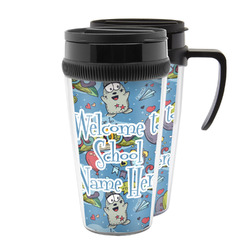 Welcome to School Acrylic Travel Mugs (Personalized)
