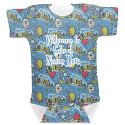 Welcome to School Baby Bodysuit (Personalized)